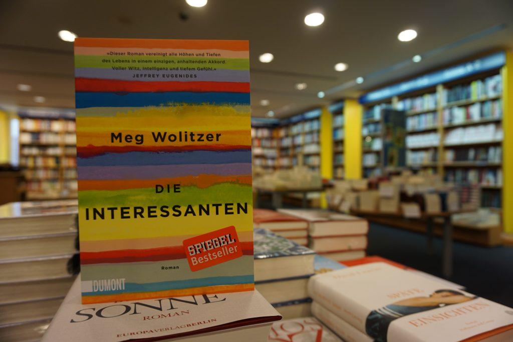 "Meg Wolitzer: ""Die Interessanten"""