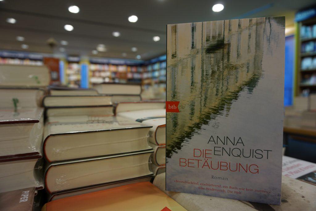"""Anna Enquist: """"Die Betäubung"""""""