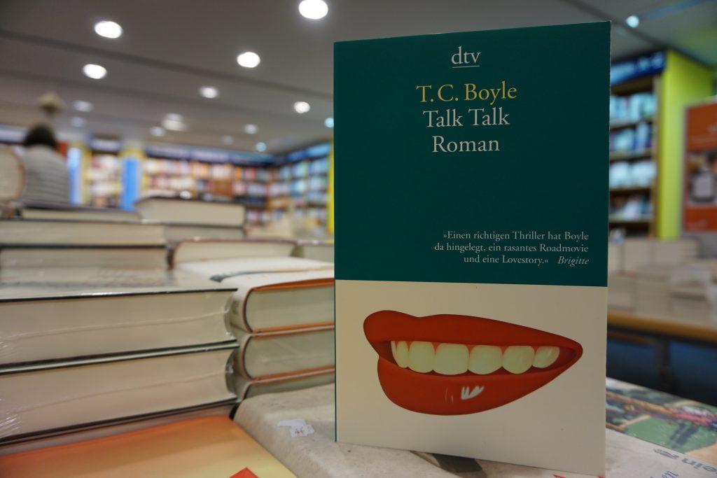 """T. C. Boyle: """"Talk Talk"""""""