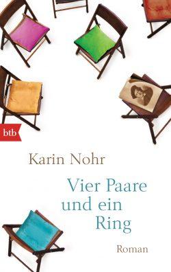 Vier Paare und ein Ring von Karin Nohr