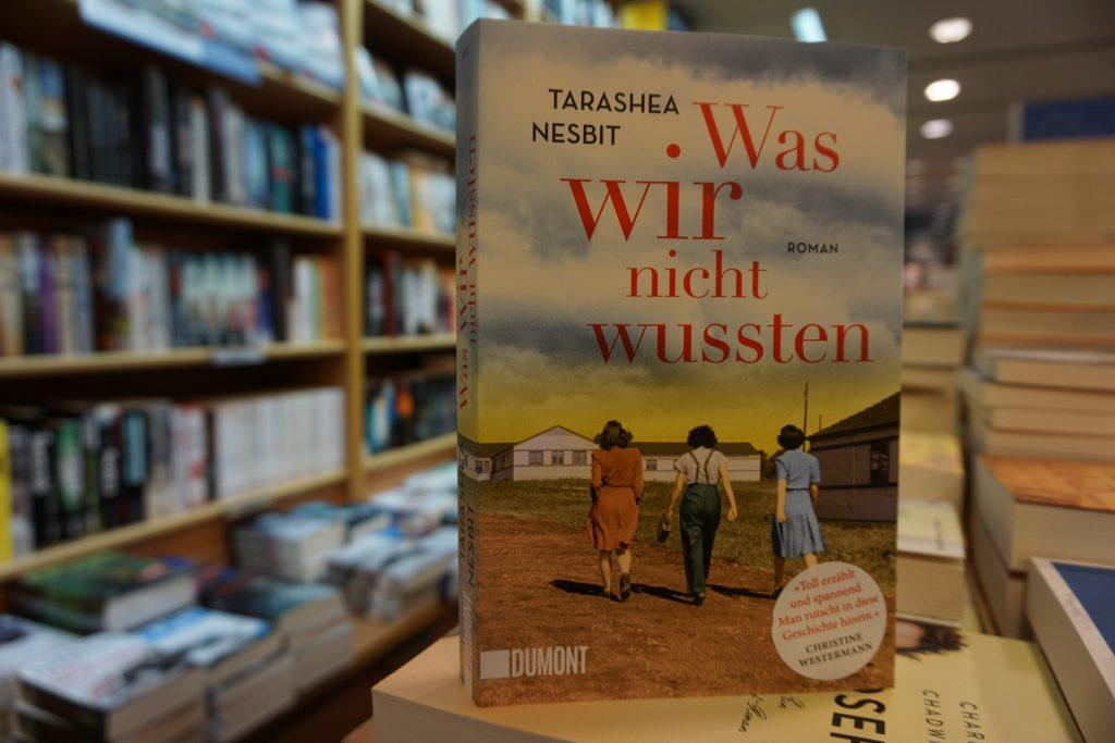 "Tarashea Nesbit: ""Was wir nicht wussten"""