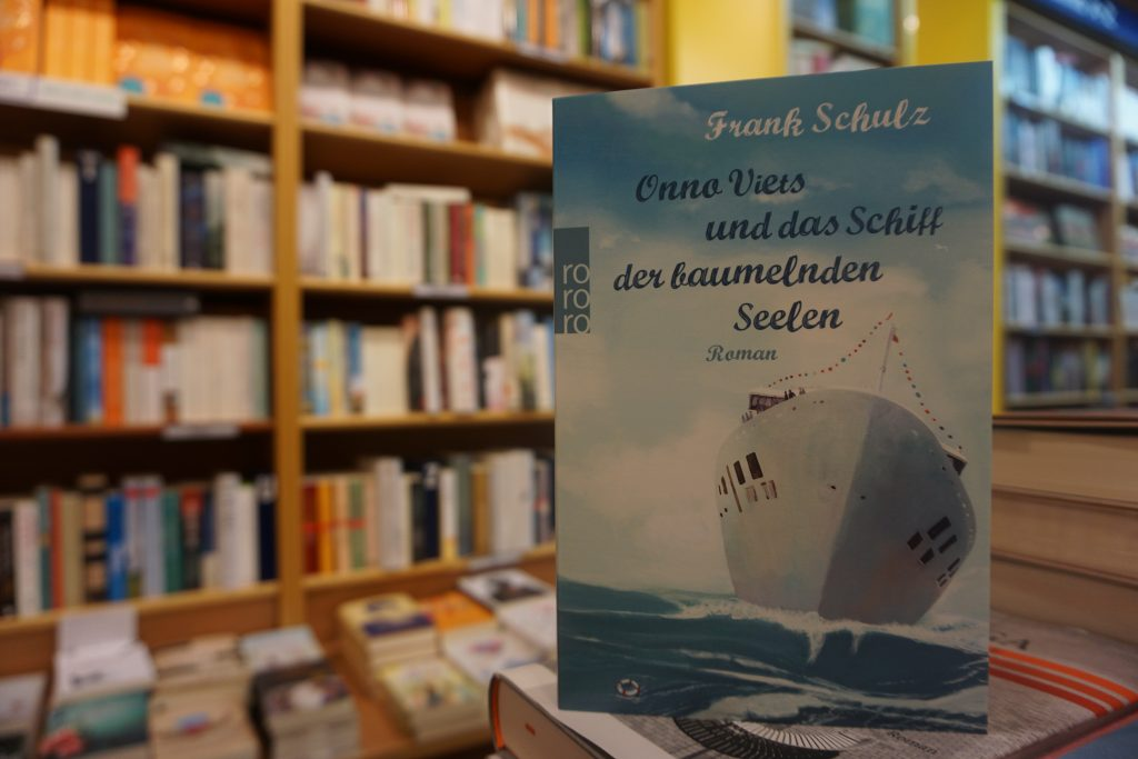 """Frank Schulz: """"Onno Viets und das Schiff der baumelnden Seelen"""""""