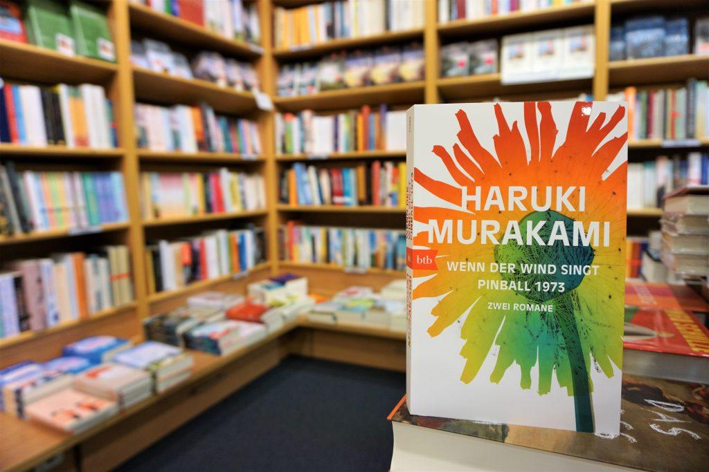 """Haruki Murakami: """"Wenn der Wind singt"""" und """"Pinball 1973"""""""