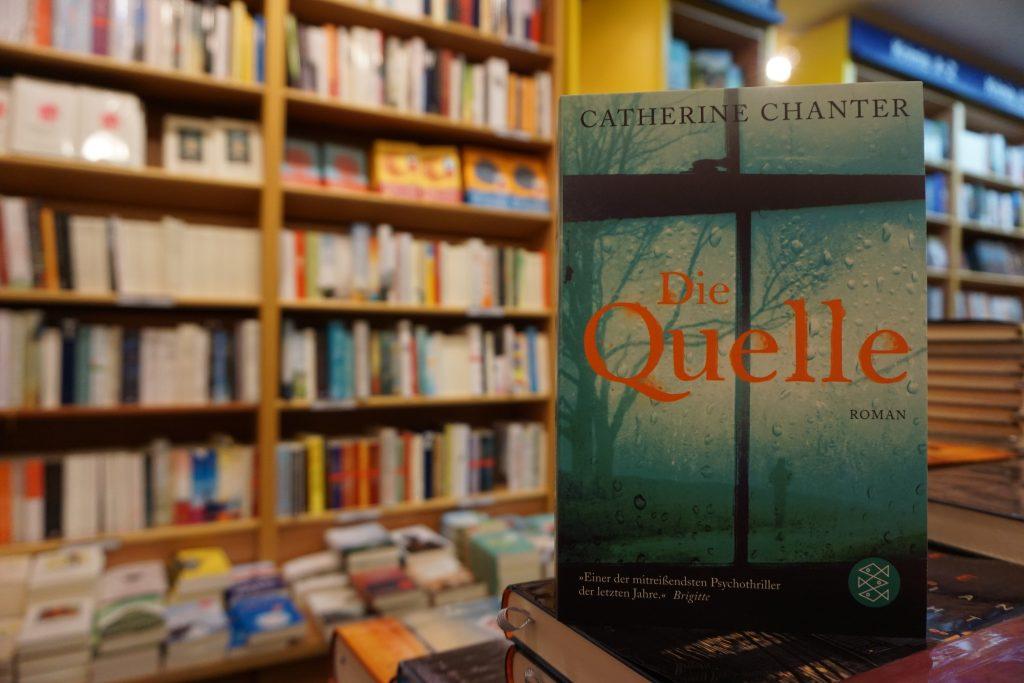 """Catherine Chanter: """"Die Quelle"""""""
