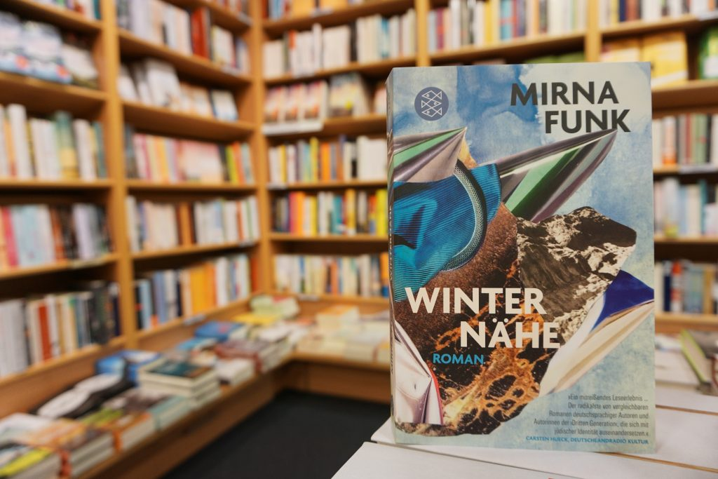 "Mirna Funk: ""Winternähe"""