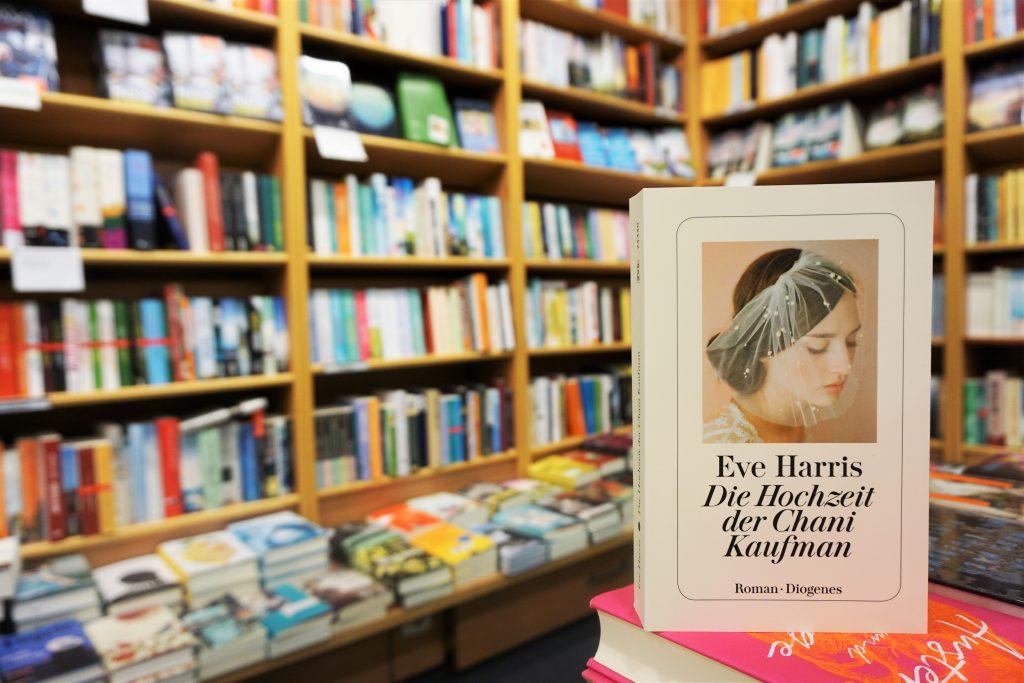 """Eve Harris: """"Die Hochzeit der Chani Kaufman"""""""