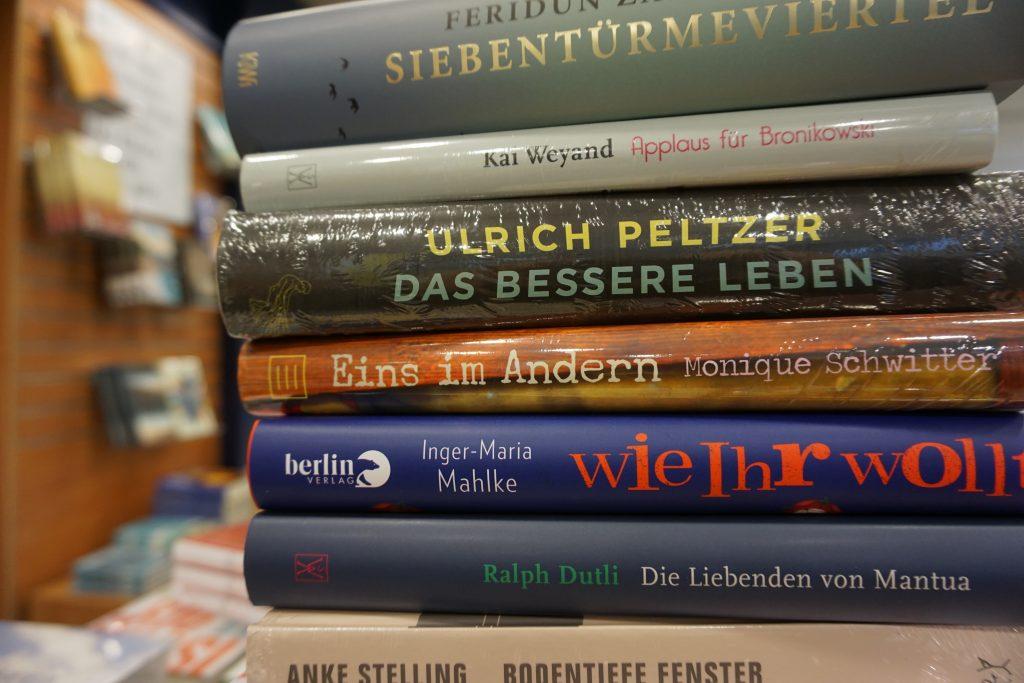Deutscher Buchpreis 2015: Die Longlist – Eine Einschätzung