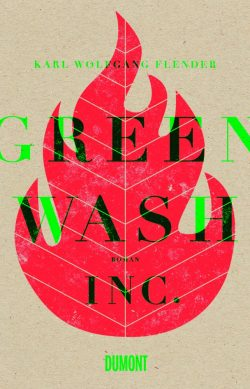 Greenwash INC. cover
