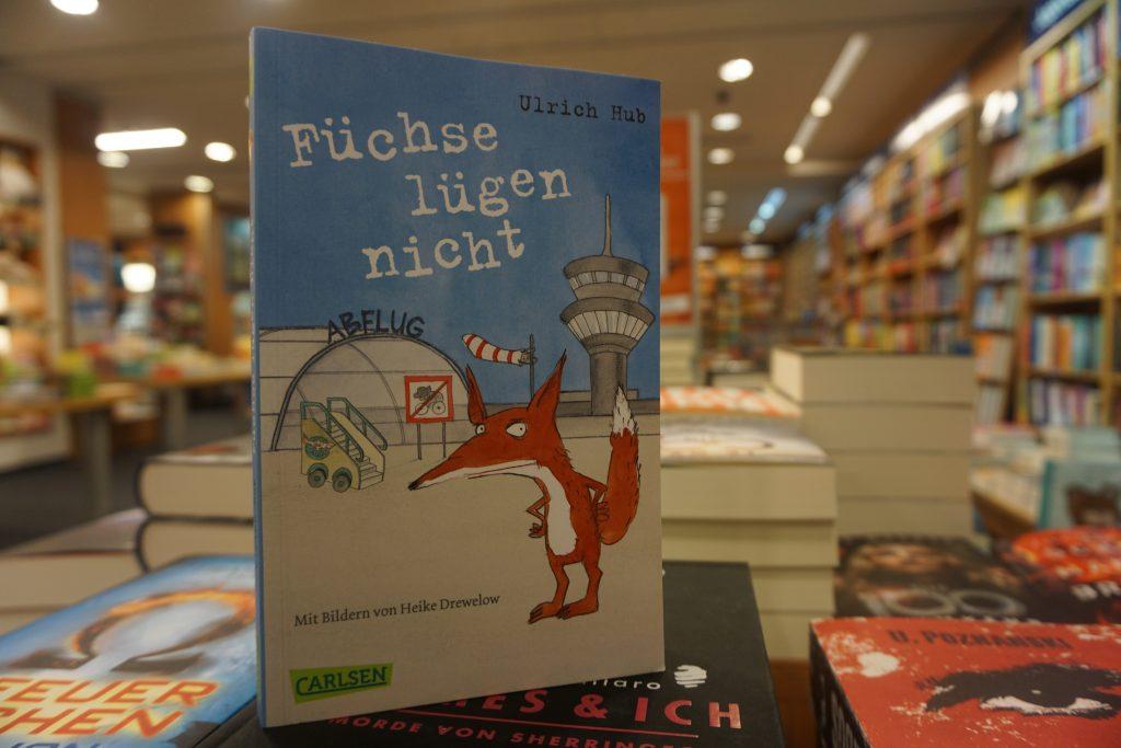 """Ulrich Hub: """"Füchse lügen nicht"""""""