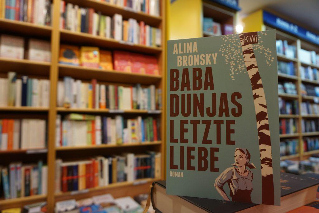 "Alina Bronsky: ""Baba Dunjas letzte Liebe"""