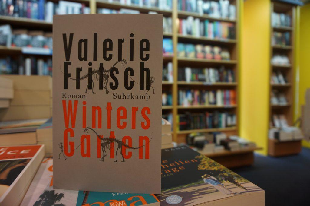 "Valerie Fritsch: ""Winters Garten"""
