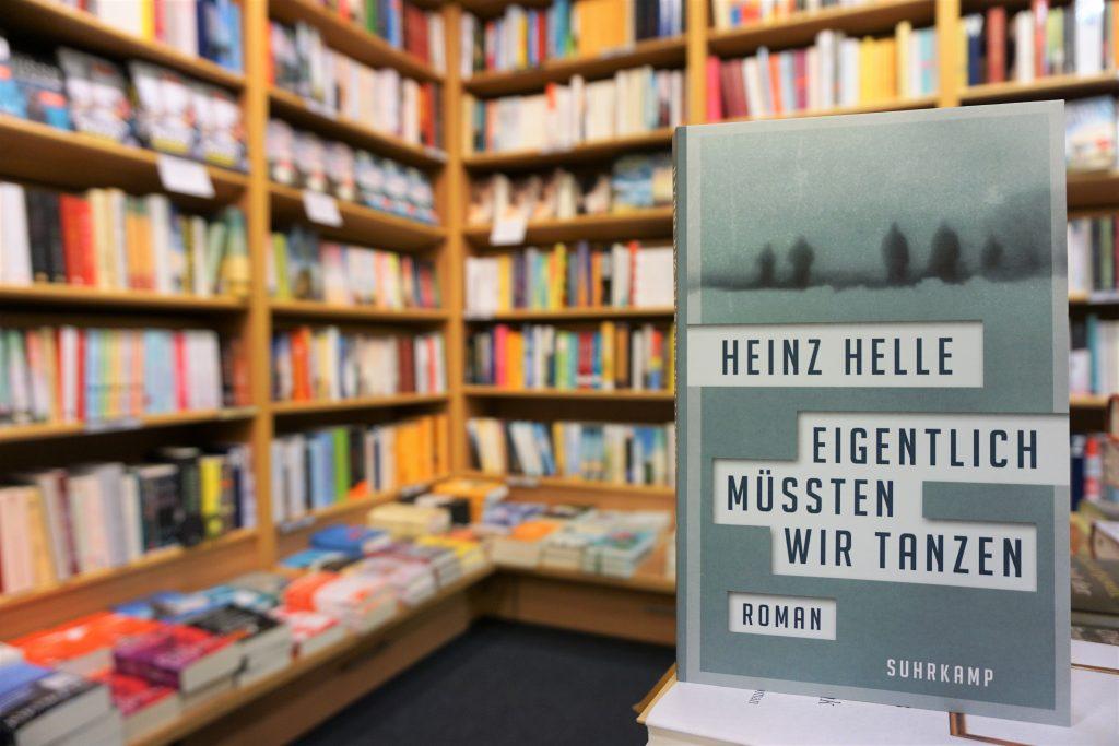 """Heinz Helle: """"Eigentlich müssten wir tanzen"""""""