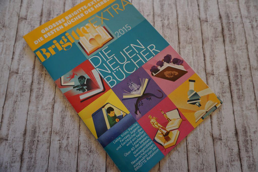 """Die Bücher-Beilage der """"Brigitte"""": Meine Highlights"""