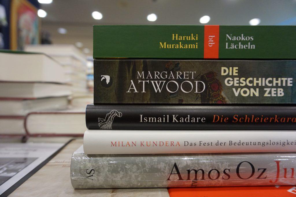 Literaturnobelpreis 2015: Mögliche Kandiaten – Eine Spekulation