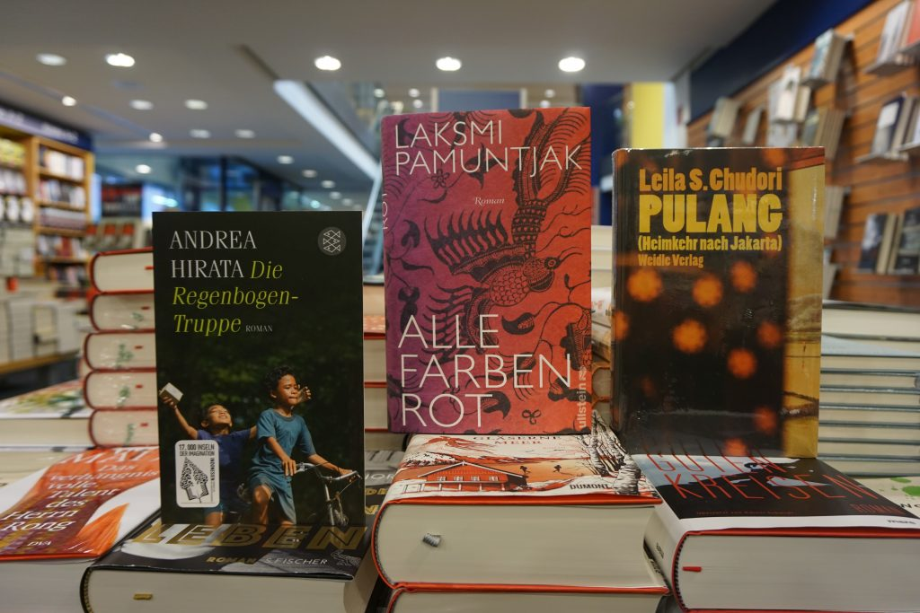 Frankfurter Buchmesse 2015: Gastland Indonesien