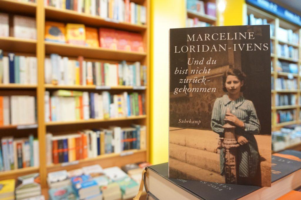 """Marceline Loridan-Ivens: """"Und Du bist nicht zurückgekommen"""""""