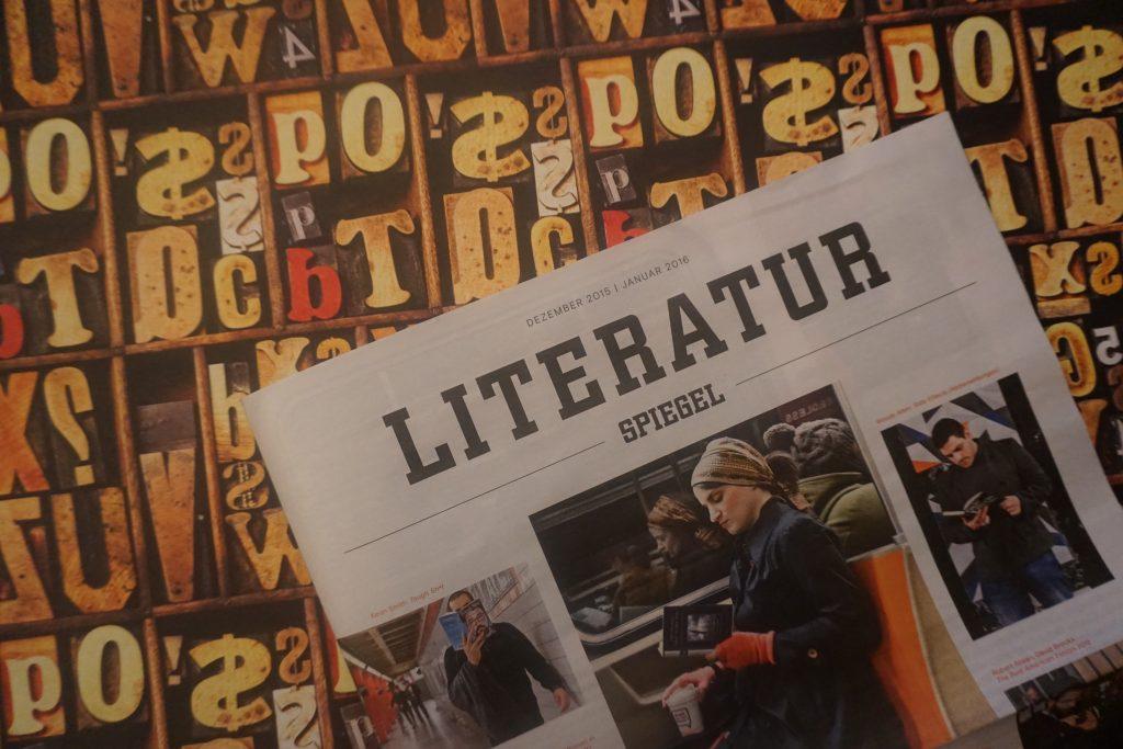"""Der """"Literatur-SPIEGEL"""" Nr. 3: Die anderen besten Bücher 2015 – Meine Highlights"""