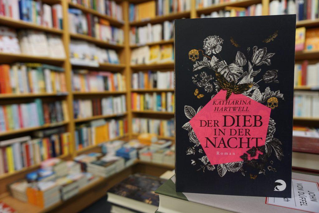 """Katharina Hartwell: """"Der Dieb in der Nacht"""""""