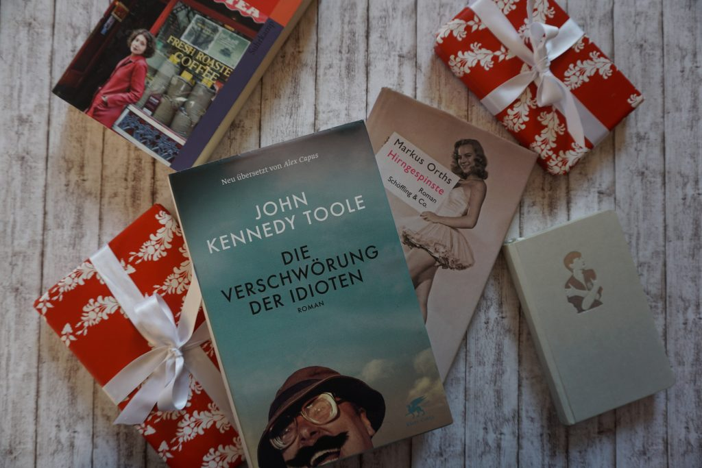 Weihnachtsgeschenktipps – Bücher mit Humor