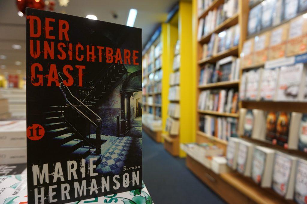 """Marie Hermanson: """"Der unsichtbare Gast"""""""