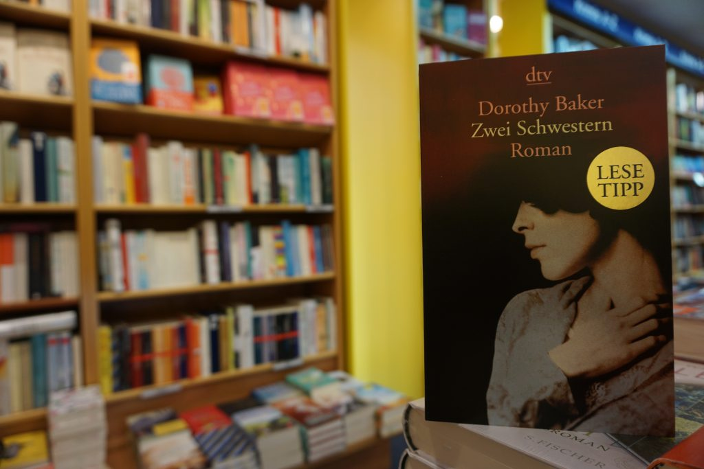 "Dorothy Baker: ""Zwei Schwestern"""