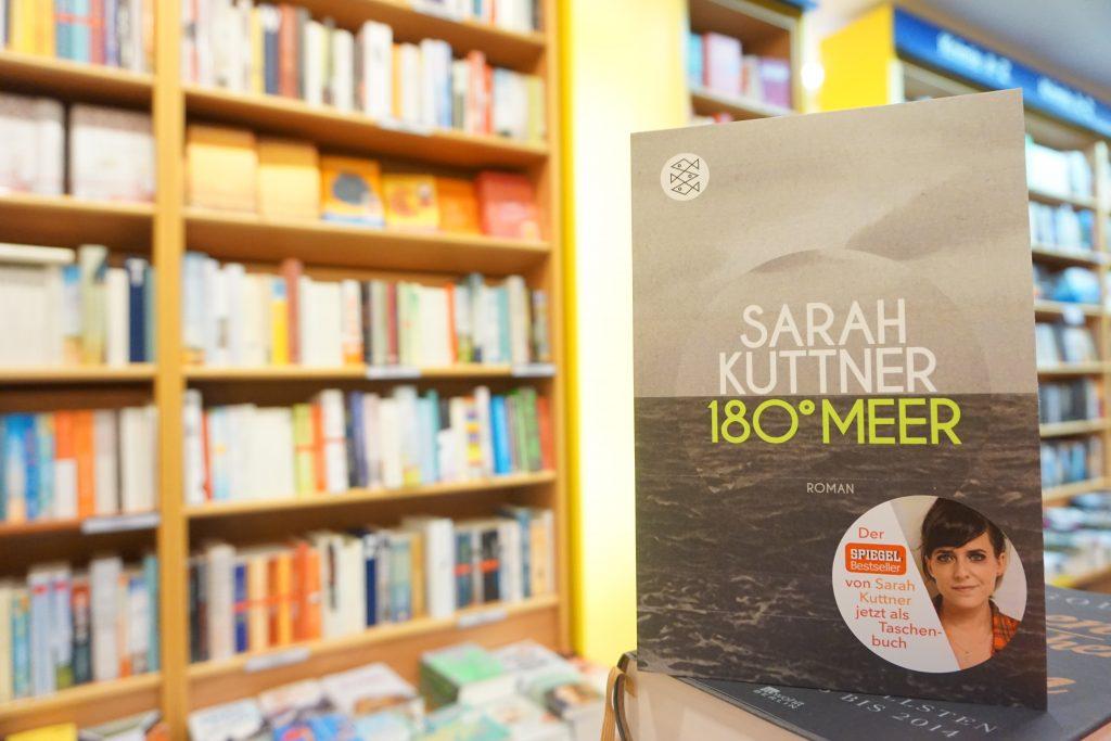 """Sarah Kuttner: """"180° Meer"""""""