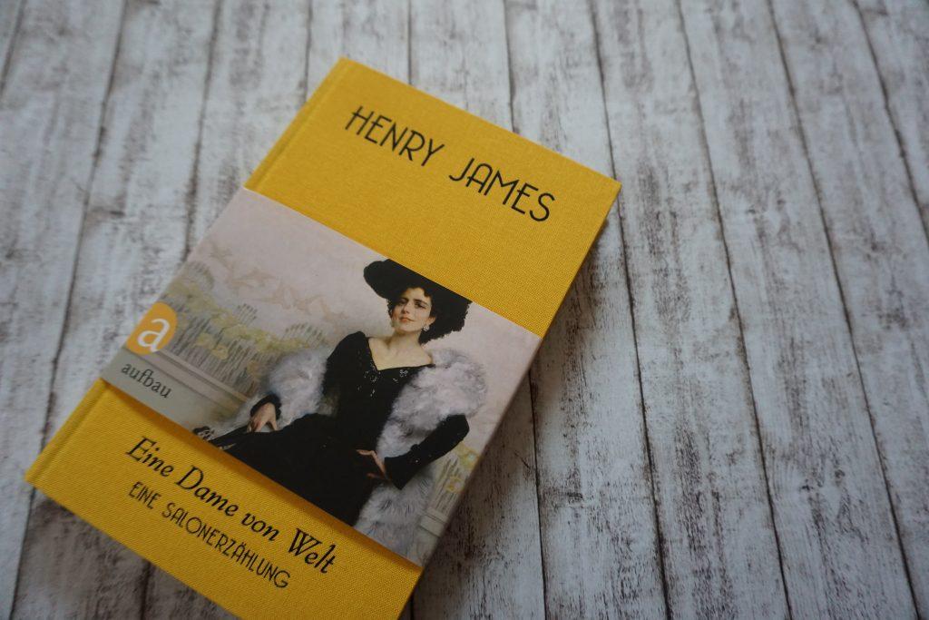 """Henry James: """"Eine Dame von Welt"""""""