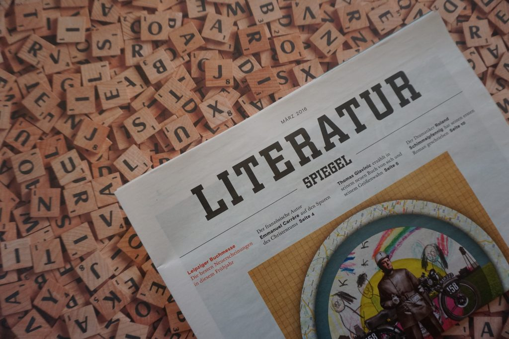 Der Literatur – SPIEGEL im März 2016 – Meine Highlights