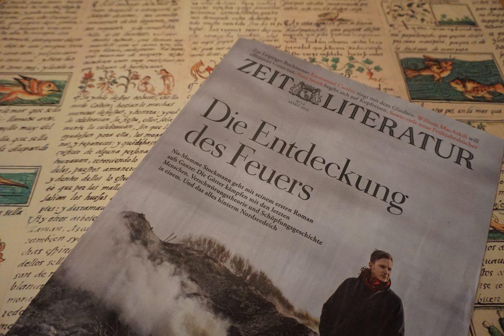 Die Literatur-Beilage der ZEIT zur Leipziger Buchmesse 2016