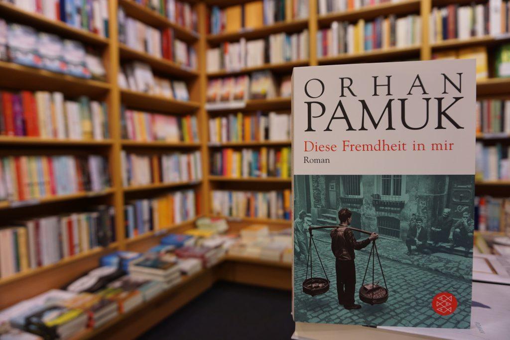 """Orhan Pamuk: """"Diese Fremdheit in mir"""""""