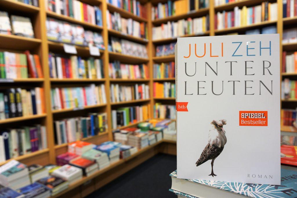 """Juli Zeh: """"Unterleuten"""""""