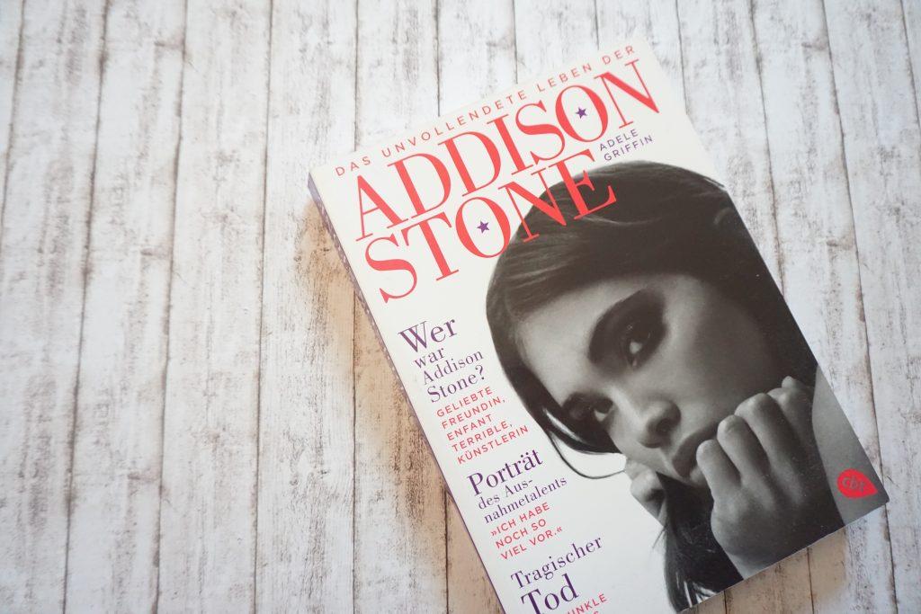 """Adele Griffin: """"Das unvollendete Leben der Addison Stone"""""""