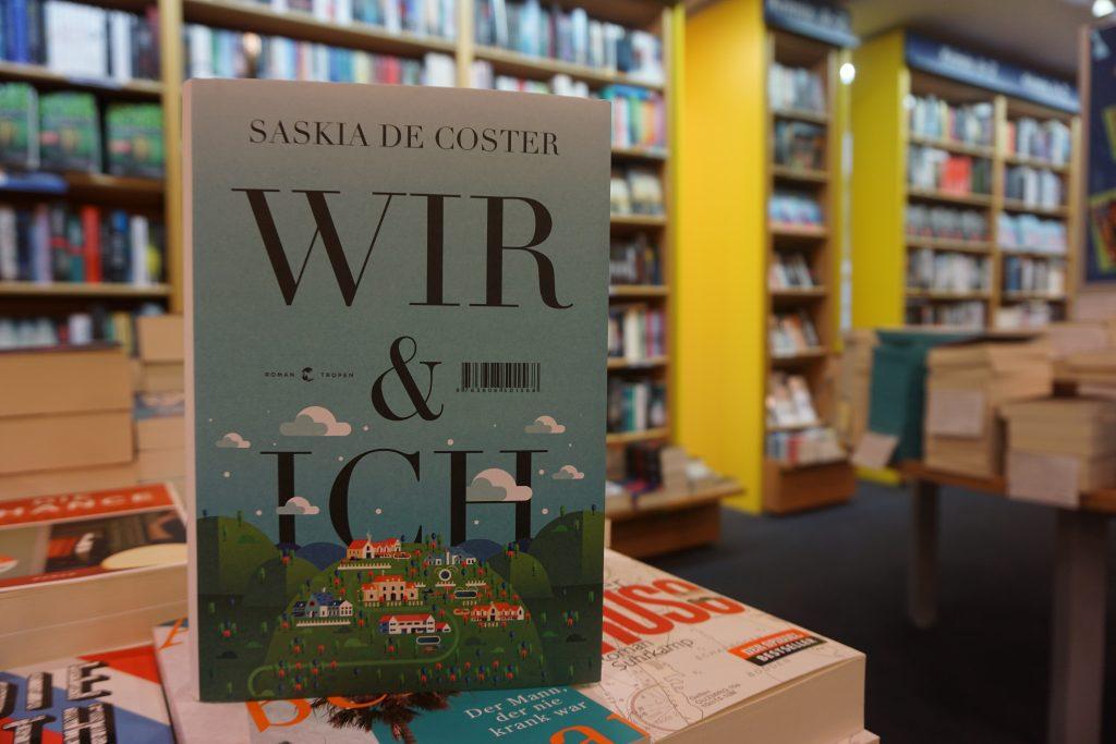 "Saskia de Coster: ""Wir & ich"""