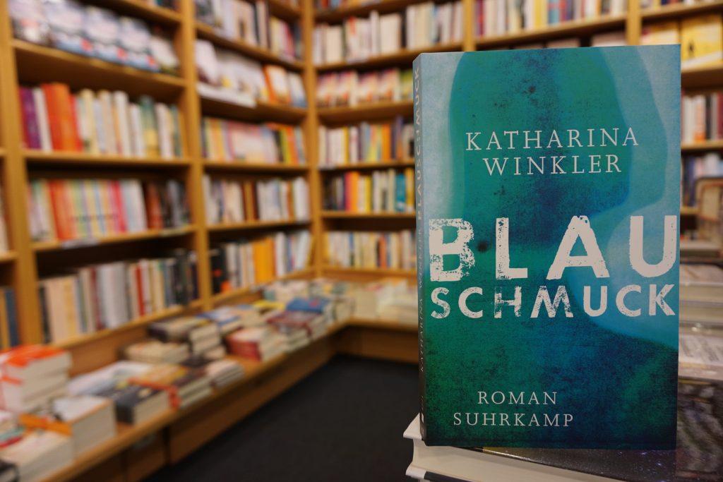"""Katharina Winkler: """"Blauschmuck"""""""