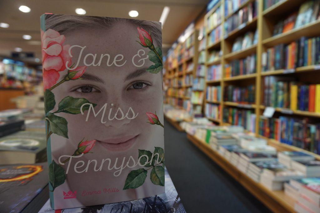 """Emma Mills: """"Jane & Miss Tennyson"""""""