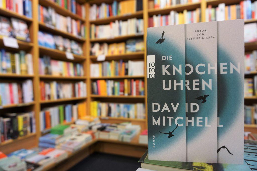 """David Mitchell: """"Die Knochenuhren"""""""
