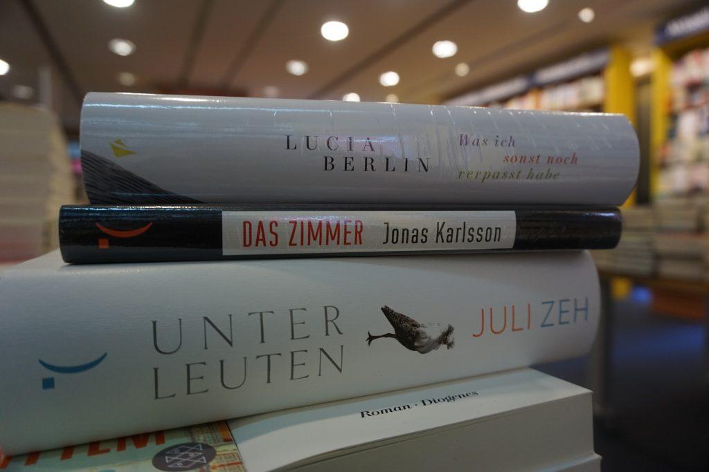 Das Literarische Quartett – Die Bücher der Sendung vom 24. Juni 2016