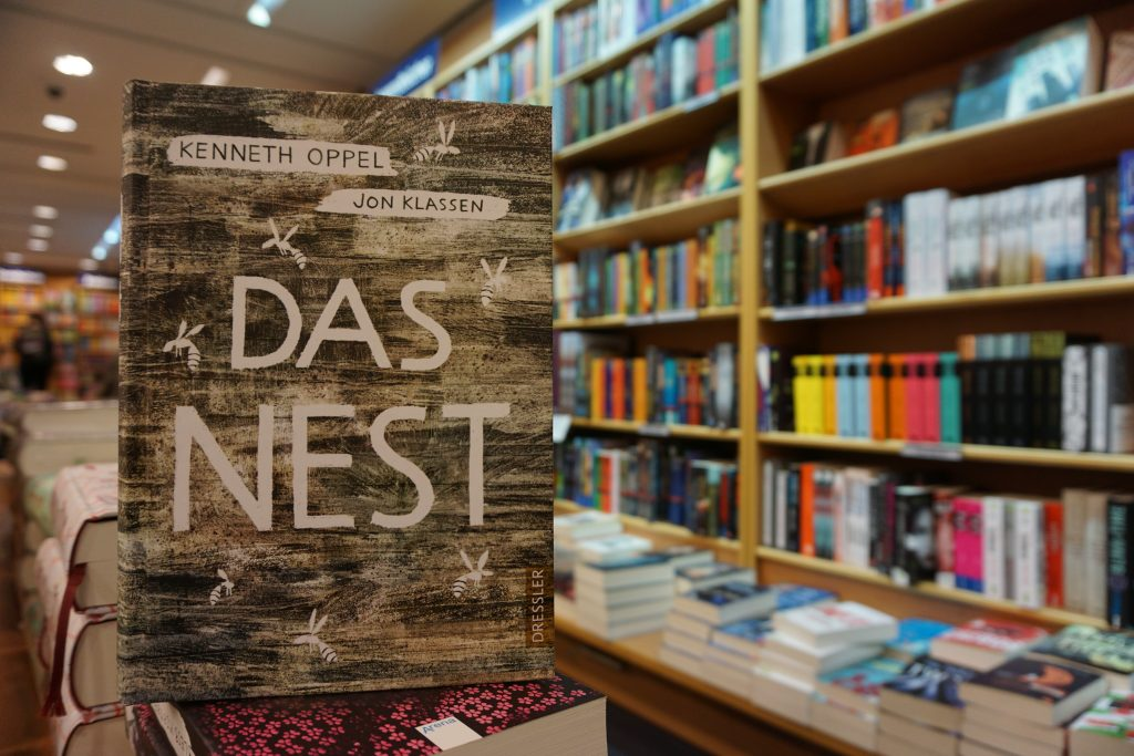 "Kenneth Oppel: ""Das Nest"""
