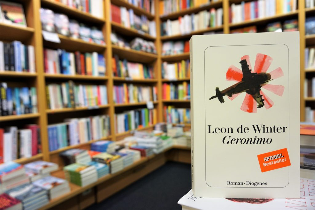 "Leon de Winter: ""Geronimo"""