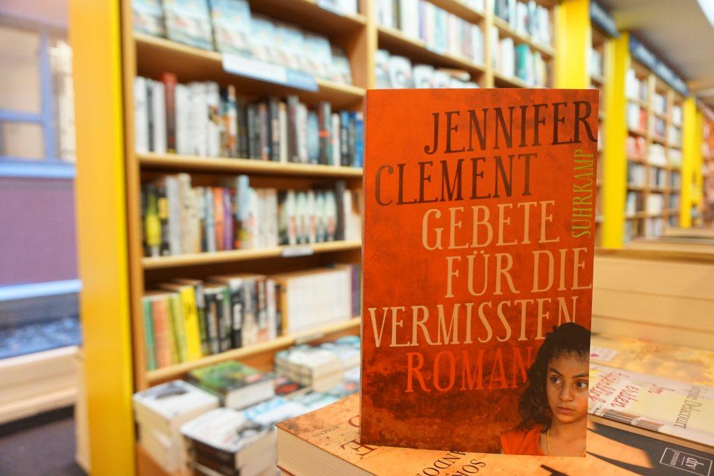 """Jennifer Clement: """"Gebete für die Vermissten"""""""