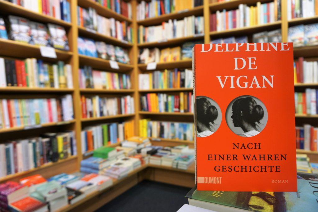 """Delphine de Vigan: """"Nach einer wahren Geschichte"""""""