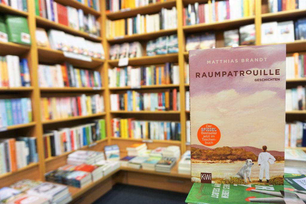 "Matthias Brandt: ""Raumpatrouille"""