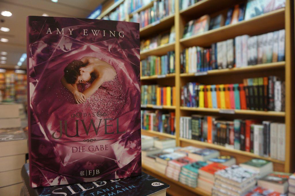 """Amy Ewing: """"Das Juwel – Die Gabe"""""""