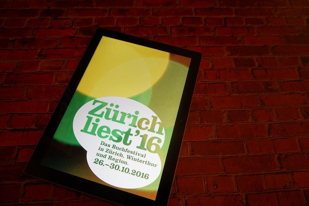 Zürich liest 2016 – Ein Festival mit vielen Highlights