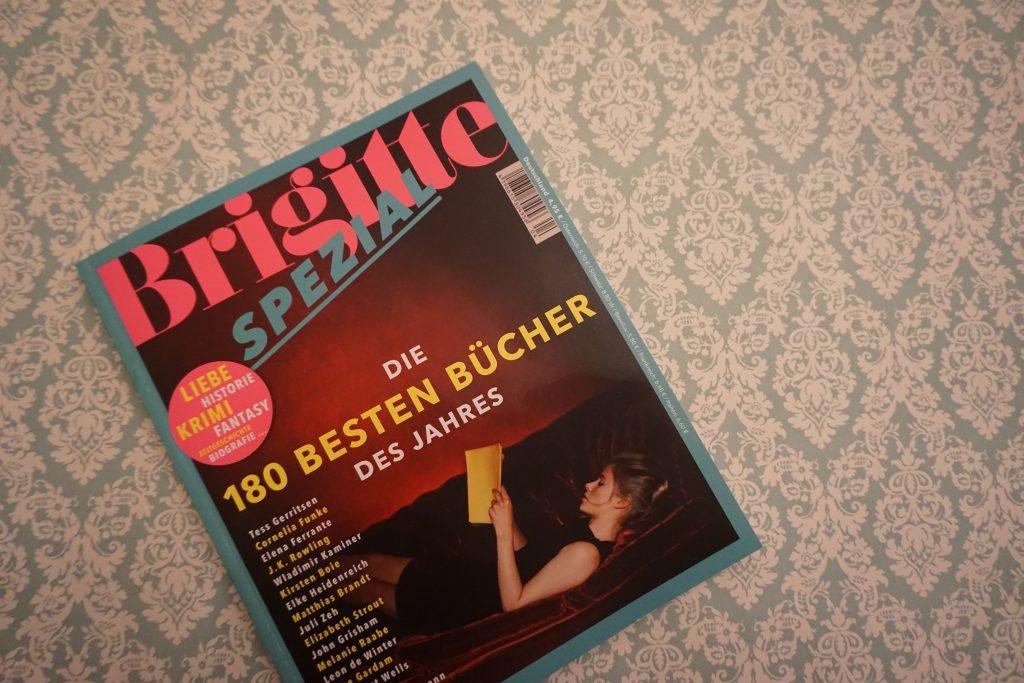 Brigitte-Spezial: Die 180 besten Bücher des Jahres 2016 – Meine Highlights