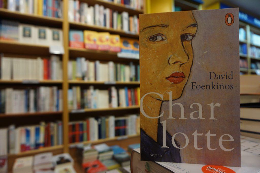 "David Foenkinos: ""Charlotte"""