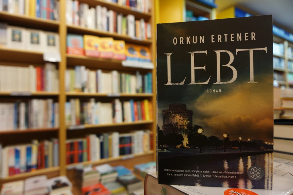 "Orkun Ertener: ""Lebt"""