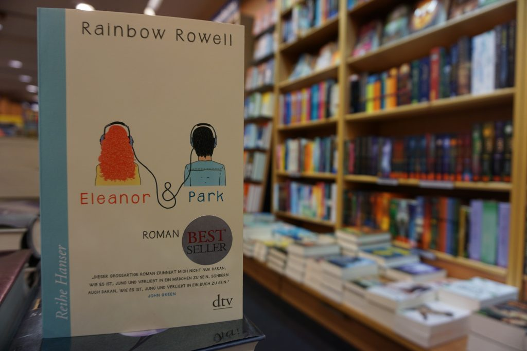 "Rainbow Rowell: ""Eleanor & Park"""