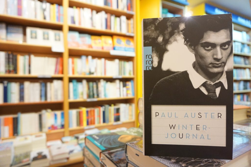 "Paul Auster: ""Winterjournal"""