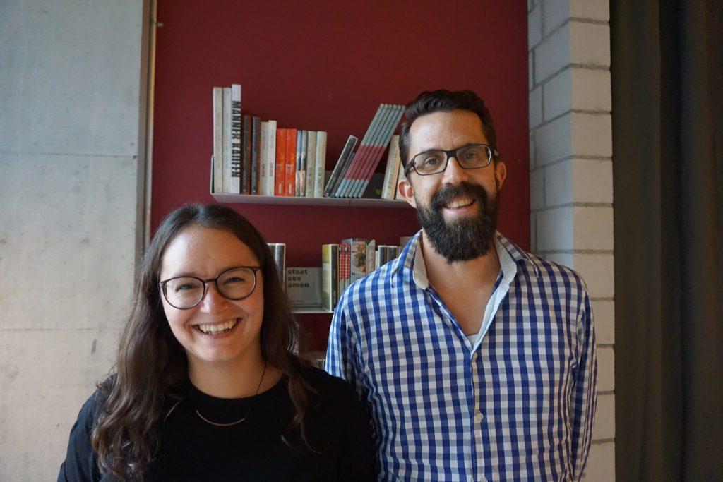 Besuch beim Salis-Verlag in Zürich